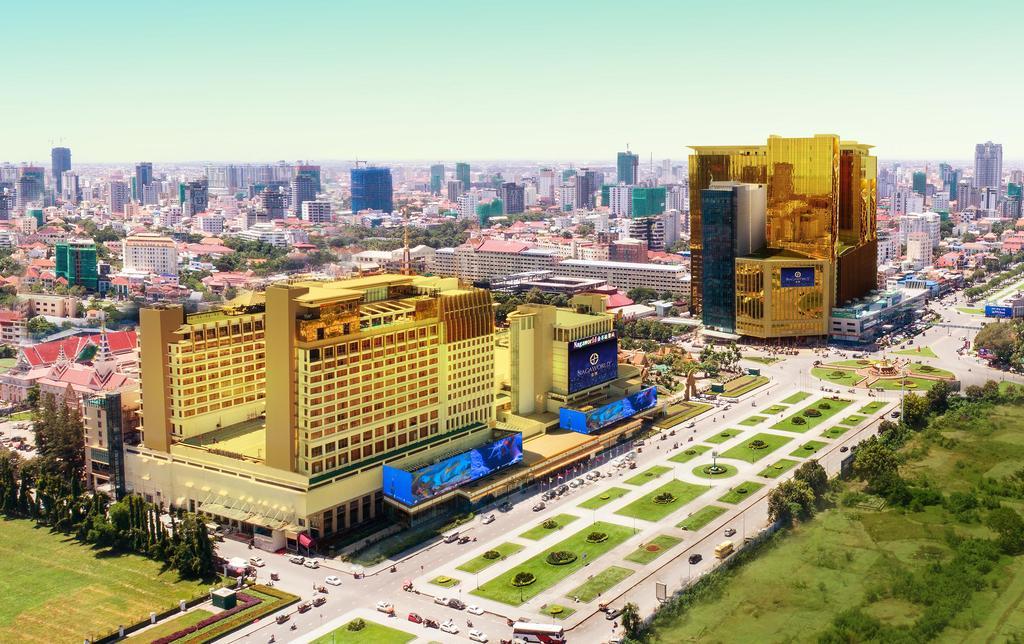 โรงแรมคาสิโน นากาเวิลด์ (NagaWorld Hotel)
