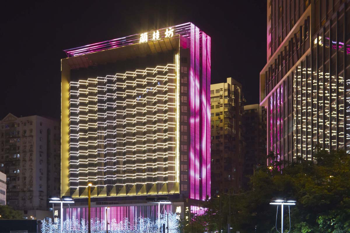 Million Dragon Hotel (Fomerly Hotel Lan Kwai Fong Macau)