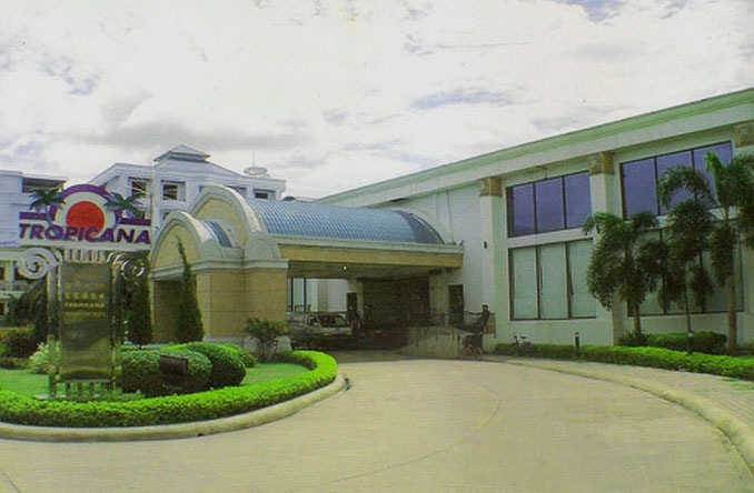 Tropicana Casino & Hotel Poipet