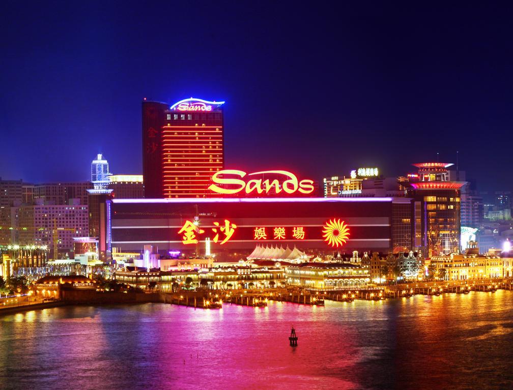 SANDS MACAU โรงแรมคาสิโน แซนด์ มาเก๊า