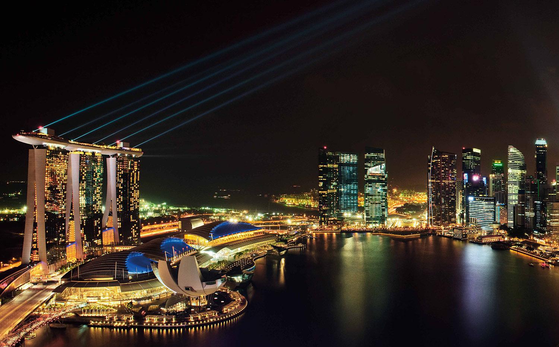 Marina Bay Sands Hotel & Casino