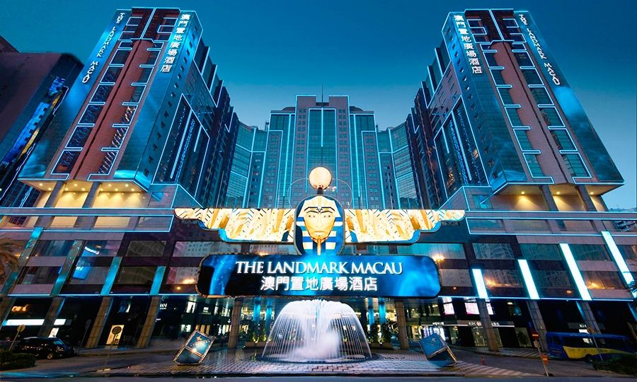 The Landmark Macau ( เดอะ แลนด์มาร์ค มาเก๊า )
