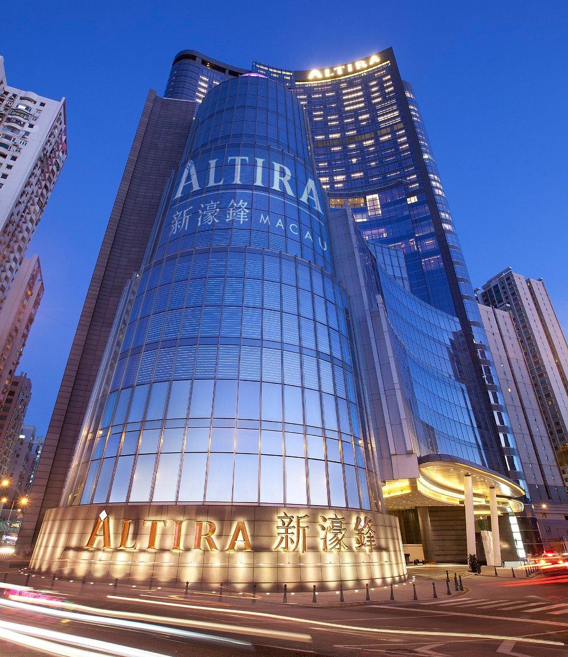 โรงแรมอัลทิร่า Altira Macau