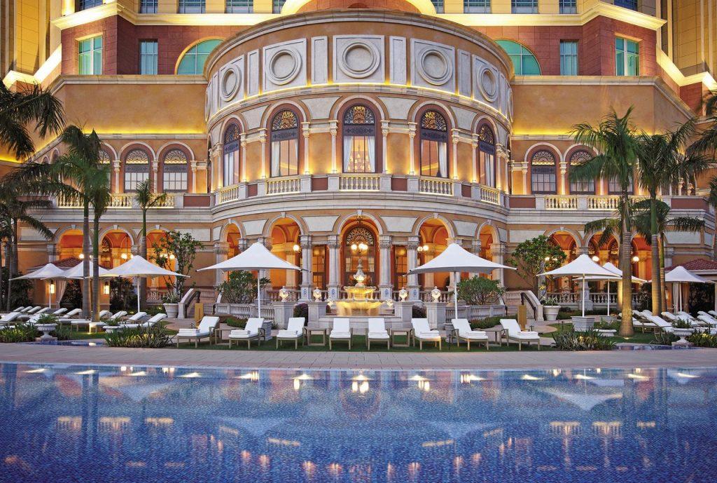 โรงแรมโฟร์ ซีซั่น มาเก๊า Four Seasons Hotel Macau
