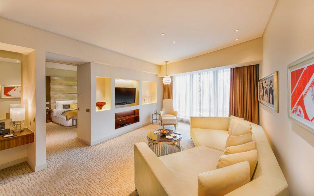 โรงแรมฮาร์ดร็อค City of Dreams - The Countdown Hotel