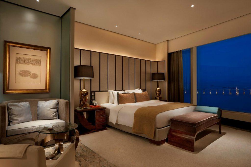 โรงแรมเอ็มจีเอ็ม แกรนด์ มาเก๊า MGM Macau