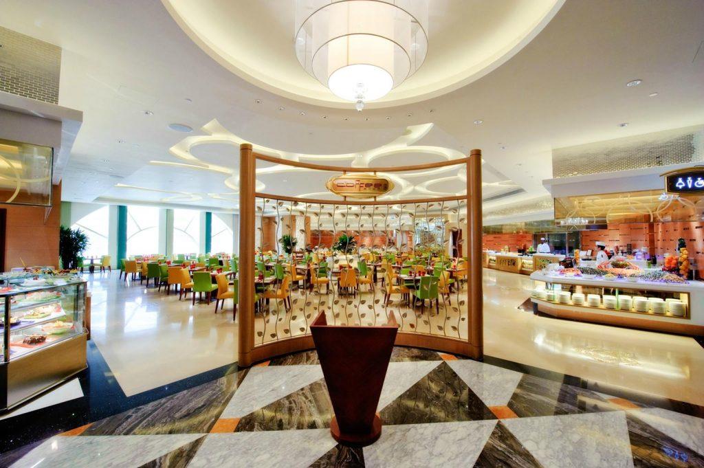 โรงแรมลาร์คนิวเวิลด์ มาเก๊า L'Arc Hotel Macau
