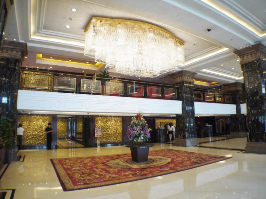 โรงแรมเพรสซิเดนท์ Hotel Presidente