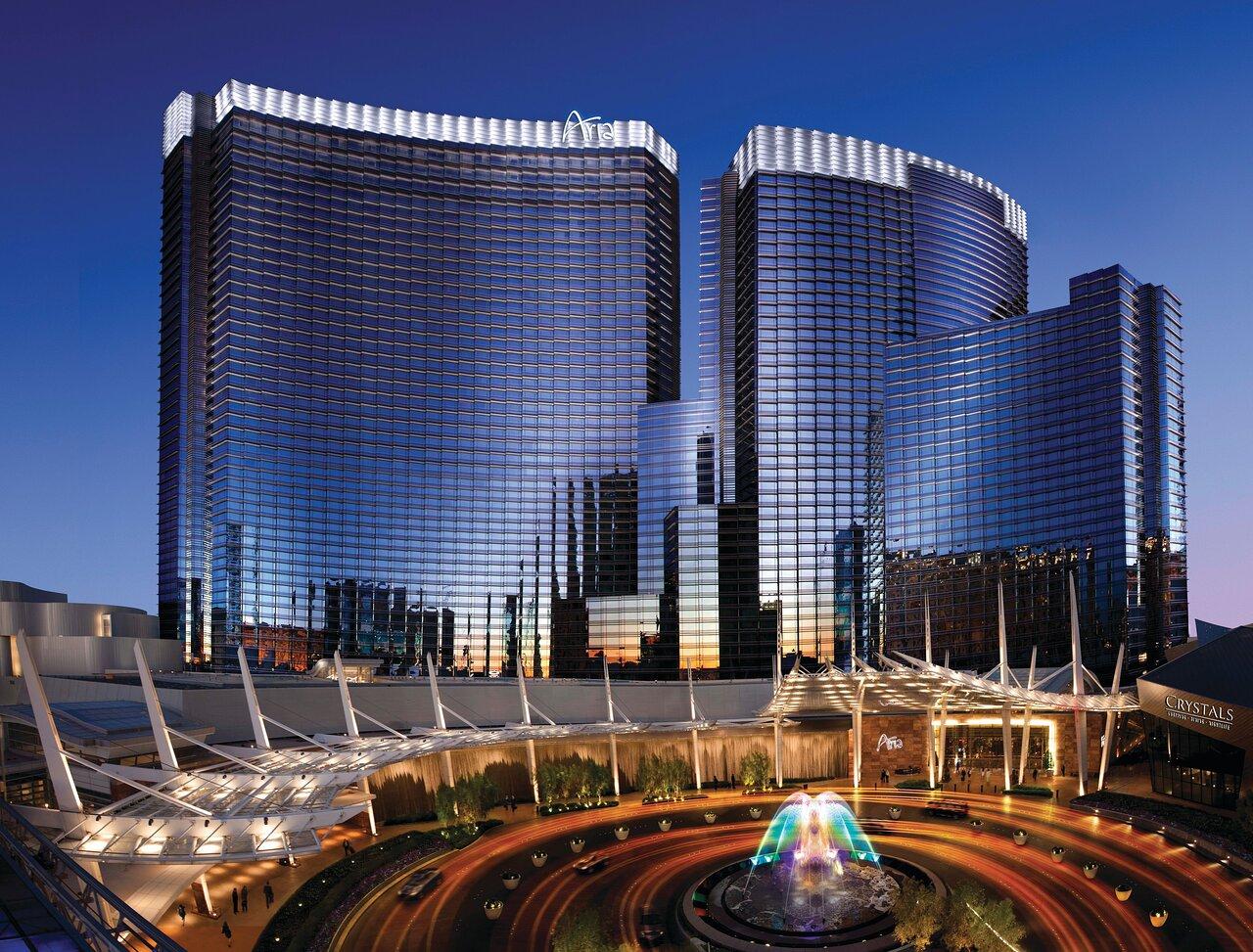 แอเรียรีสอร์ทแอนด์คาซิโน ARIA Resort & Casino