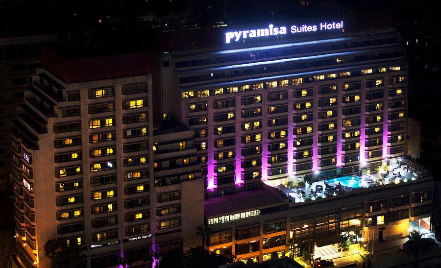 รีวิวโรงแรม Pyramisa Cairo Suites & Casino