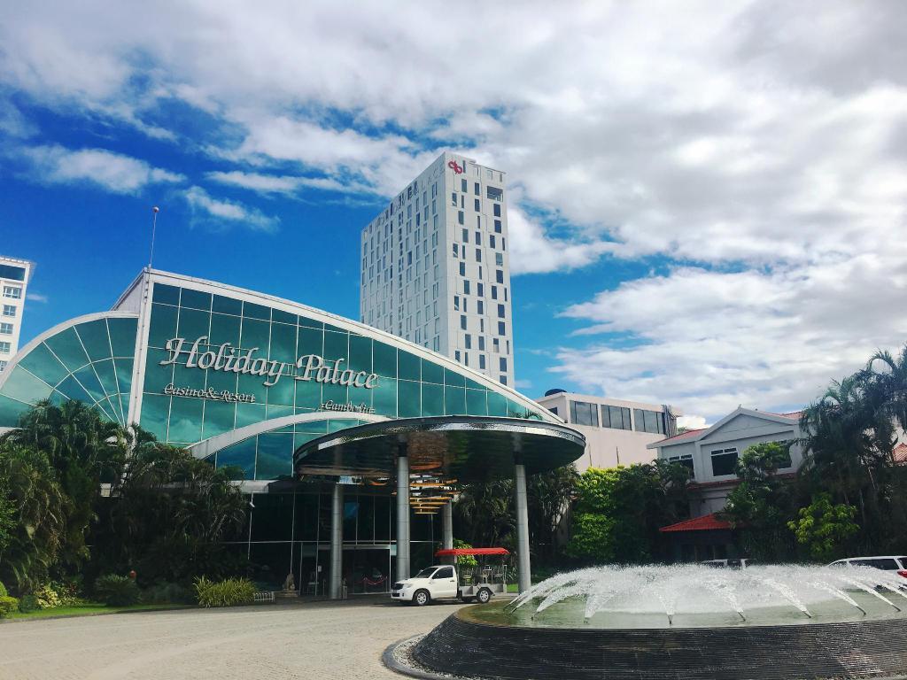 ฮอลิเดย์ ปอยเปต Casino